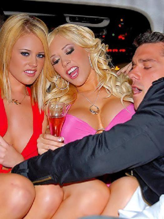 Порно вечеринка на выпускном у студентов