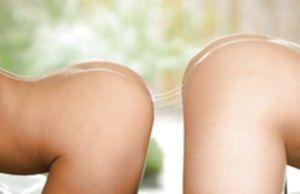 Титькастая лесба порадовала стройную любовницу секс массажем