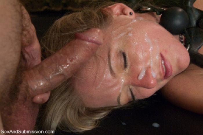 Bondage and anal sex slut @ HellPorno.com