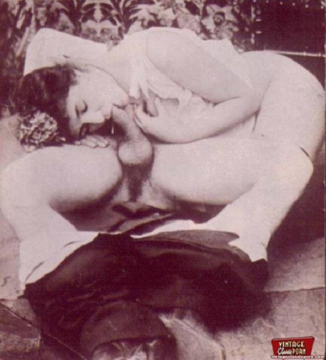 Винтаж порево сто лет назад